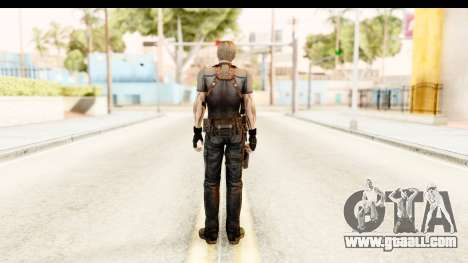 Resident Evil 4 Ultimate - Leon S. Kennedy for GTA San Andreas third screenshot