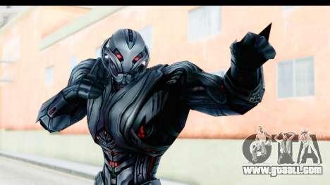 Marvel Future Fight - Ultron Mk3 (AOU) for GTA San Andreas