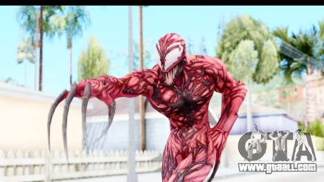 Marvel: Ultimate Alliance 2 - Carnage for GTA San Andreas