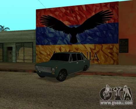 VAZ 2101 Armenian for GTA San Andreas