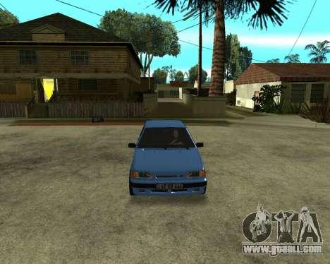 VAZ 21015 ARMENIAN for GTA San Andreas right view