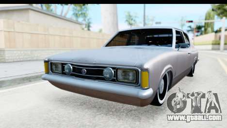 Ford Taunus Coupe for GTA San Andreas right view