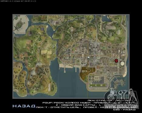 Garage CJ Armenian for GTA San Andreas fifth screenshot