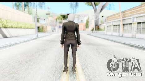 GTA 5 Ill Gotten-Gains DLC Female Skin for GTA San Andreas third screenshot
