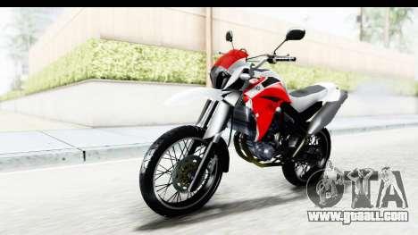 Yamaha XT 660R for GTA San Andreas right view