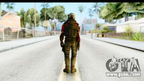 Homefront The Revolution - KPA v1 Dead for GTA San Andreas third screenshot