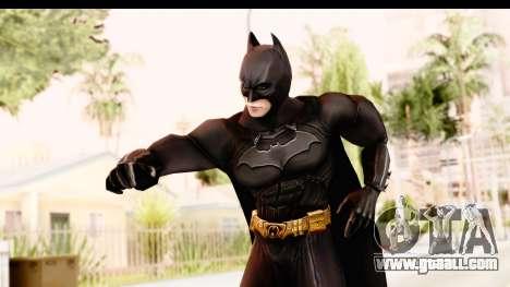 Batman Begins for GTA San Andreas