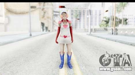 Silent Hill 3 - Heather Princess Heart for GTA San Andreas second screenshot