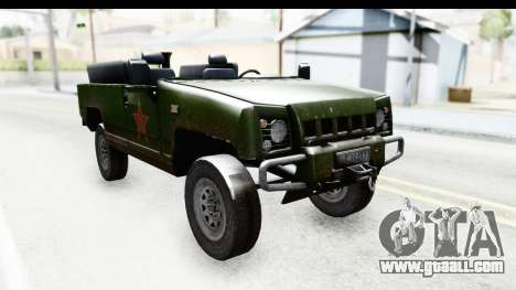BJ2022 for GTA San Andreas
