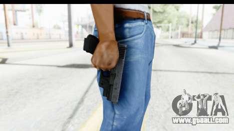 Glock P80 for GTA San Andreas third screenshot