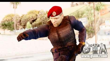 Bahrain Officer v2 for GTA San Andreas