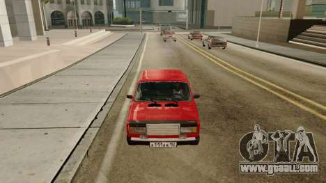 rus_racer ENB v1.0 for GTA San Andreas seventh screenshot