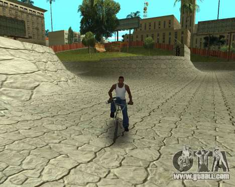 New HD Glen Park for GTA San Andreas third screenshot
