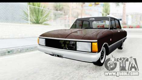 Ford Falcon Sprint for GTA San Andreas right view