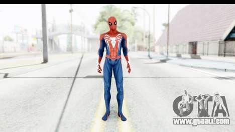 Spider-Man Insomniac v2 for GTA San Andreas second screenshot