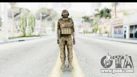 Global Warfare Germany for GTA San Andreas second screenshot