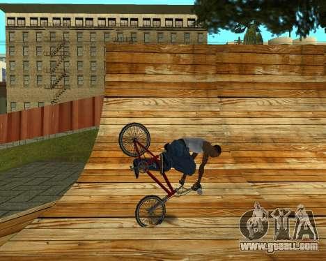 New HD Glen Park for GTA San Andreas tenth screenshot