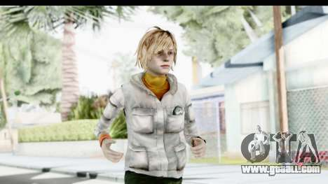 Silent Hill Downpour - Heather for GTA San Andreas