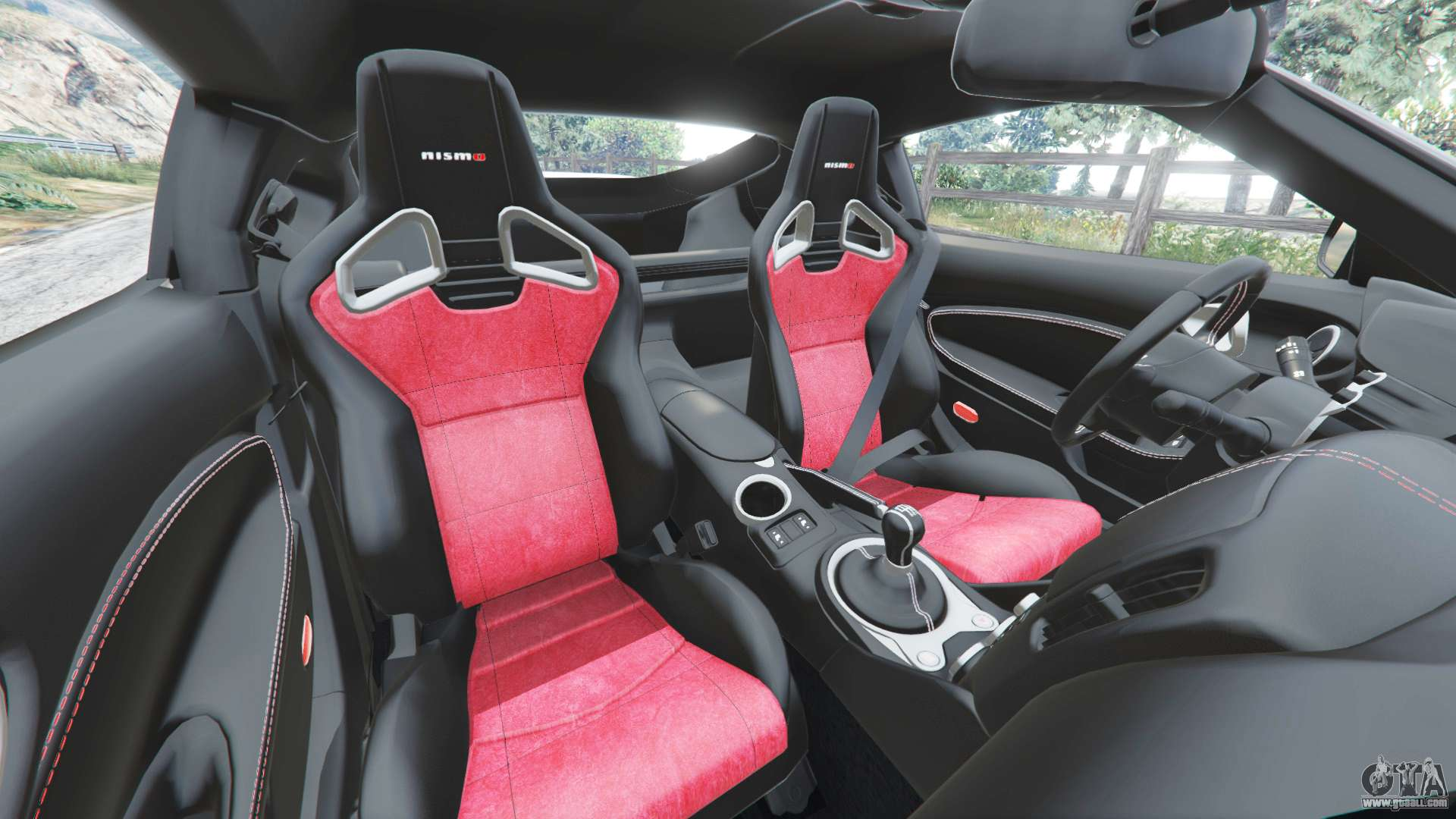 Nissan 370z Nismo Z34 2016 Replace For Gta 5