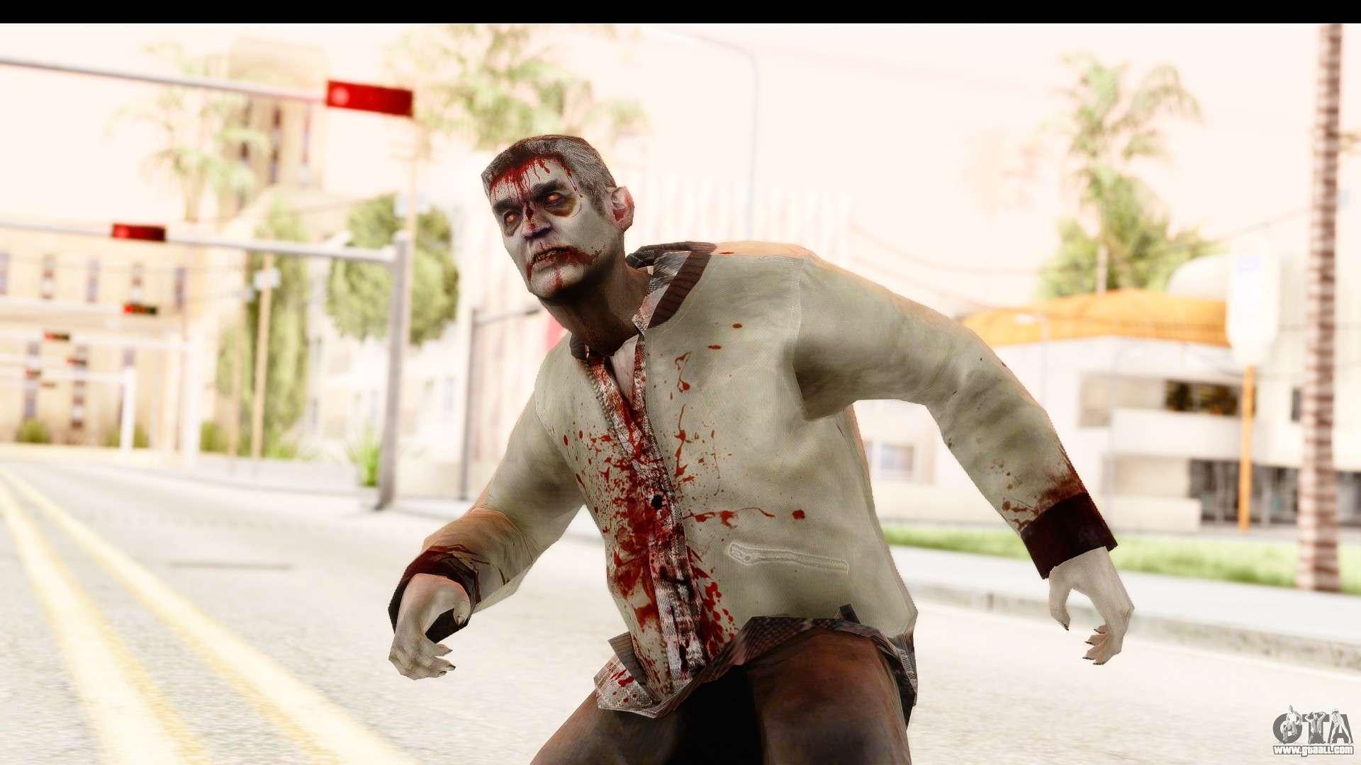 zombie hands left - photo #34