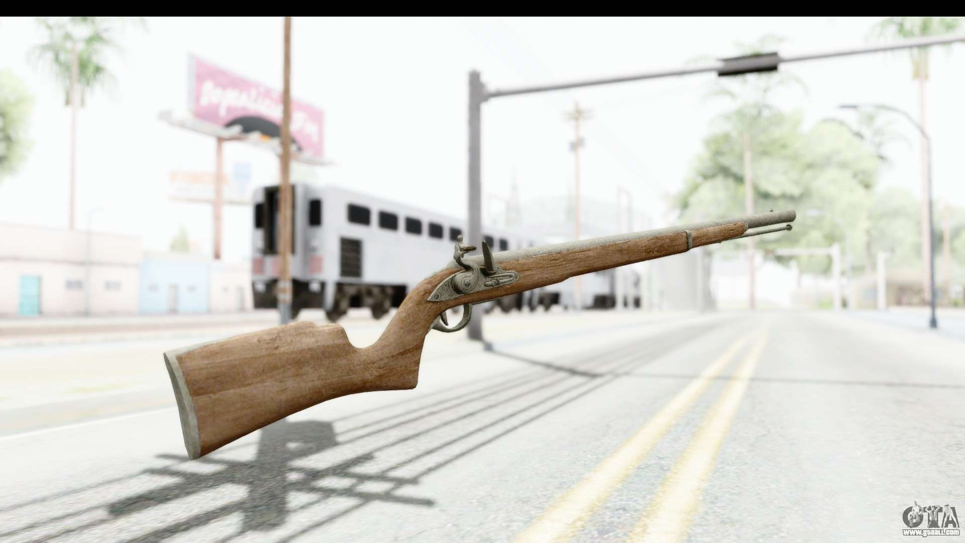 how to get gta 5 musket