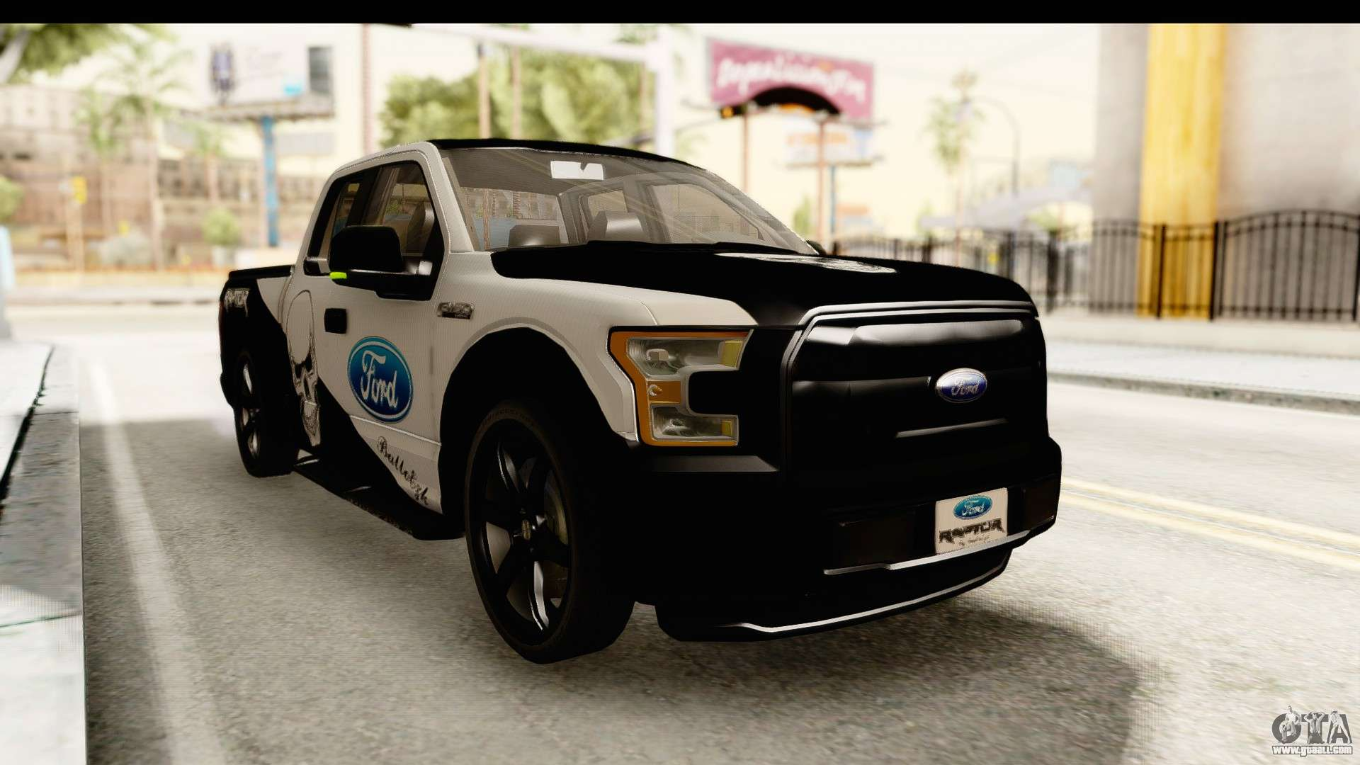 ford f 150 tuning for gta san andreas. Black Bedroom Furniture Sets. Home Design Ideas