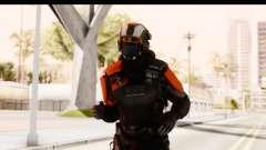 Homefront The Revolution - KPA v3 Black for GTA San Andreas