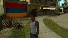 Garage CJ Armenian for GTA San Andreas