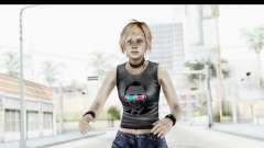 Silent Hill 3 - Heather Sporty Dark Gray Obama