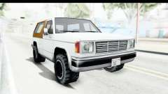 Ford Bronco from Bully for GTA San Andreas
