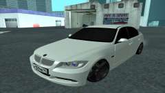 BMW 325i E90 for GTA San Andreas