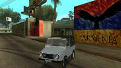 Luaz 969 Armenian for GTA San Andreas