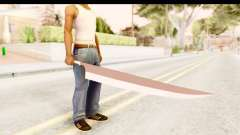 Bleach - Ichigo Weapon for GTA San Andreas