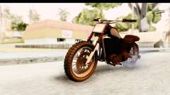 GTA 5 Western Cliffhanger Stock IVF for GTA San Andreas