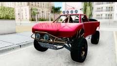 GTA 5 Trophy Truck SA Lights