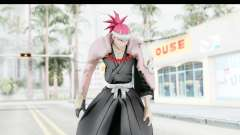 Bleach - Renji B for GTA San Andreas