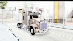 Kenworth T800 Centenario Studio Sleeper Toys for GTA San Andreas