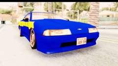 NFSU2 Tutorial Skyline Paintjob for Elegy for GTA San Andreas