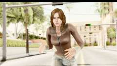 Helena Casual Skin for GTA San Andreas