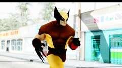 Marvel Heroes - Wolverine Brown