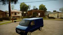 Fiat Ducato 2010 for GTA San Andreas