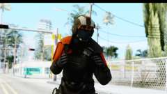Homefront The Revolution - KPA v4 Black for GTA San Andreas