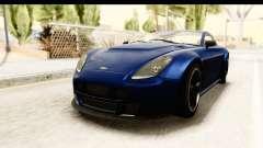 GTA 5 Dewbauchee Rapid GT