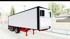 Trailer with Axle