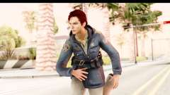 Silent Hill Downpour - Annie for GTA San Andreas