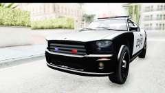 Sri Lanka Police Car v2 for GTA San Andreas