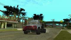 ZIL-130 Armenia for GTA San Andreas