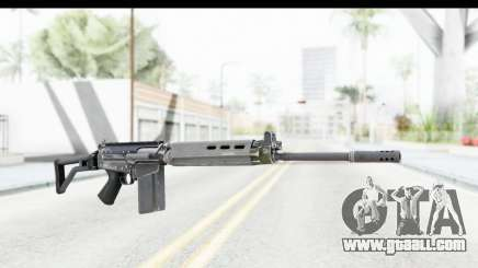 FN-FAL for GTA San Andreas