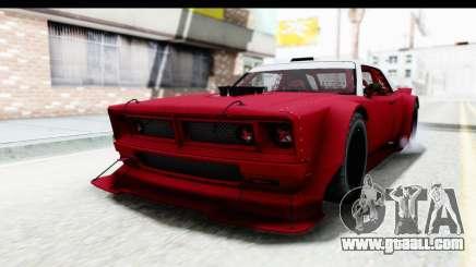 GTA 5 Declasse Drift Tampa IVF for GTA San Andreas