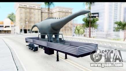 Trailer Brasil v7 for GTA San Andreas